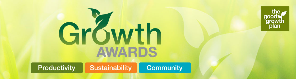 Growth Awards logo