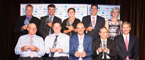 Syngenta Growth Award Winners 2017