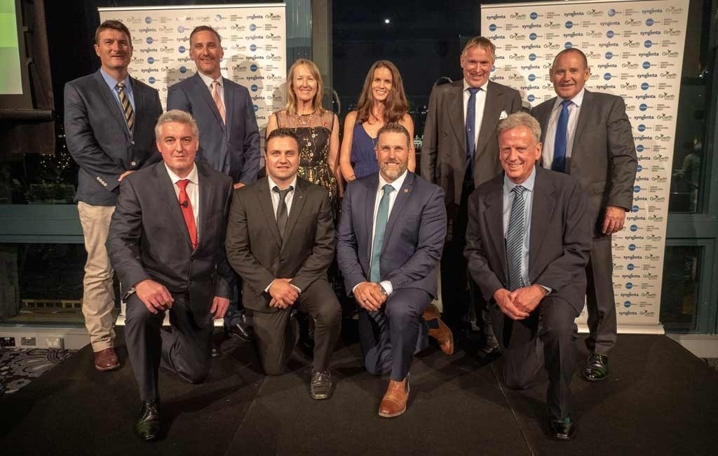 Growth Awards 2018 winners